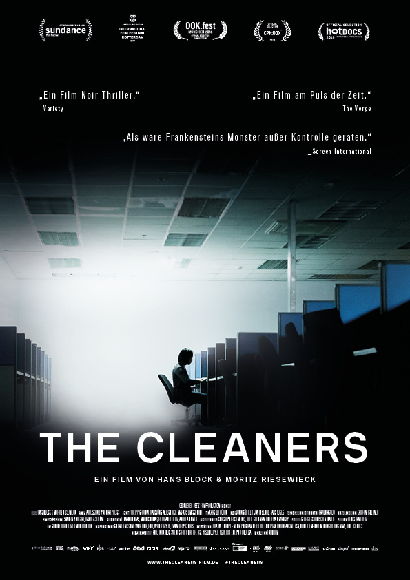 Filmplakat Cleaners