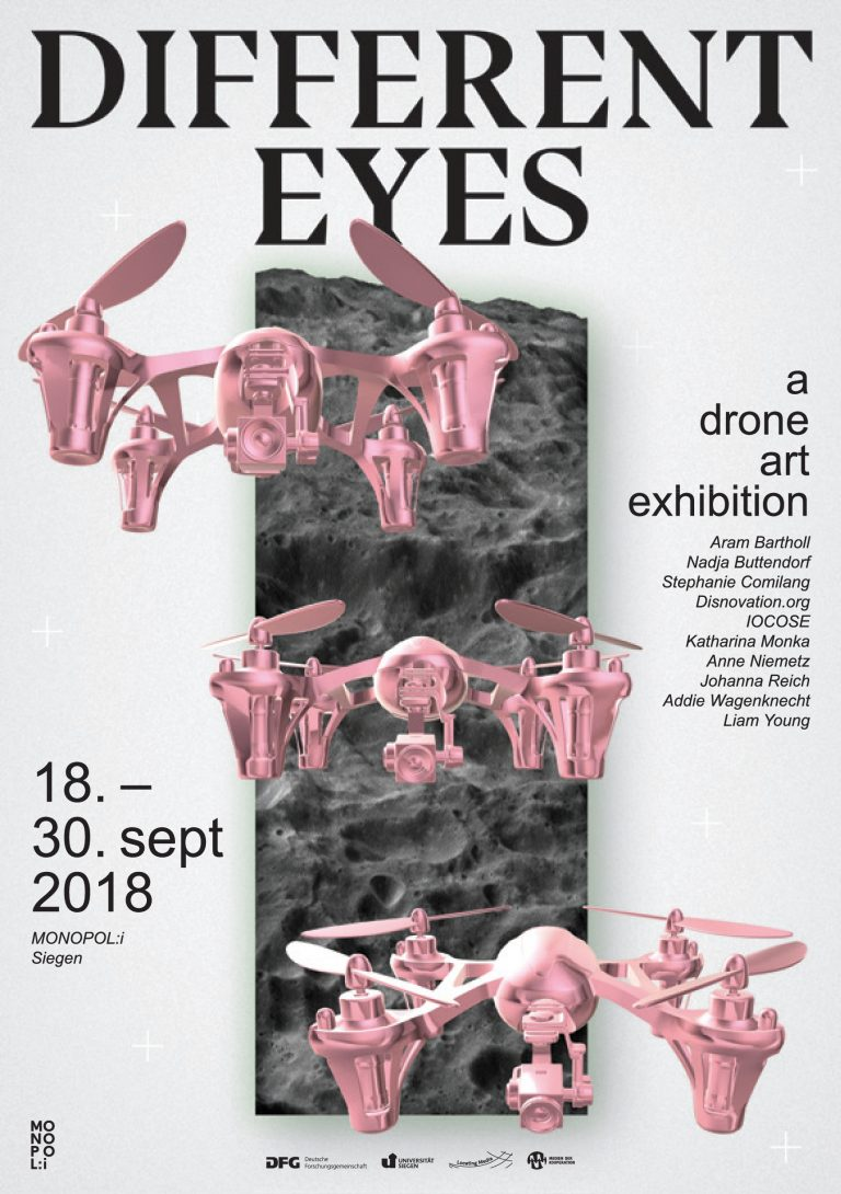 Bildillustration zu Ausstellung different eyes